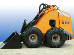 Mini loader Sherpa 100